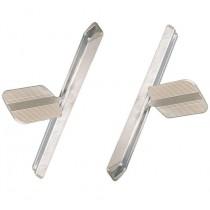 Puntapiedi in alluminio